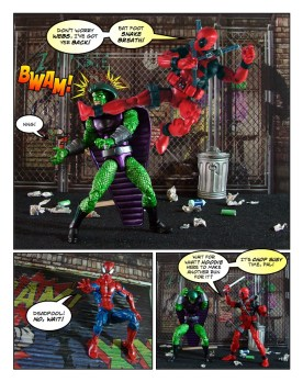 The Amazing Spider-Man (and Deadpool) - The Spider and the Merc - page 19