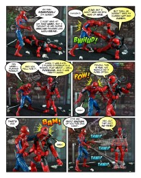 The Amazing Spider-Man (and Deadpool) - The Spider and the Merc - page 23