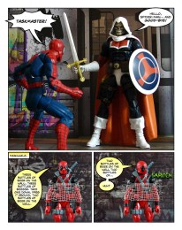The Amazing Spider-Man (and Deadpool) - The Spider and the Merc - page 28