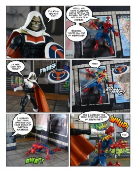 The Amazing Spider-Man (and Deadpool) - The Spider and the Merc - page 32