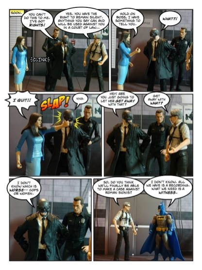 Batman - Target - page 28
