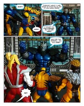 X-Men - Apocalypto - page 19