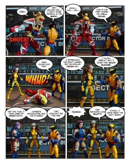 X-Men - Apocalypto - page 28