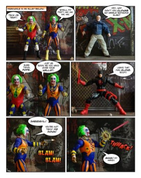 Daredevil Spider-Man - Fright Night 7 - page 06
