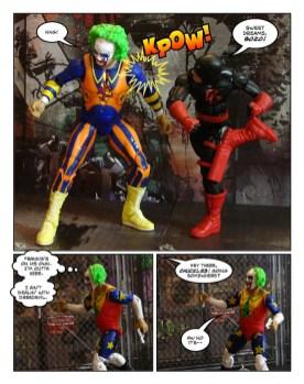 Daredevil Spider-Man - Fright Night 7 - page 07