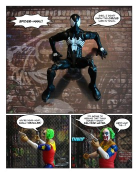 Daredevil Spider-Man - Fright Night 7 - page 08