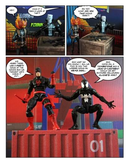 Daredevil Spider-Man - Fright Night 7 - page 13