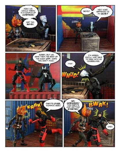 Daredevil Spider-Man - Fright Night 7 - page 14