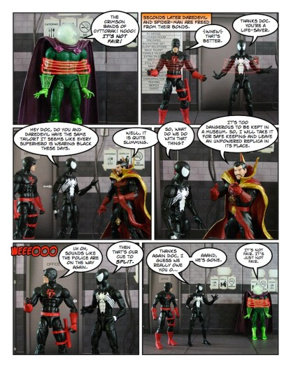 Daredevil Spider-Man - Fright Night 7 - page 27