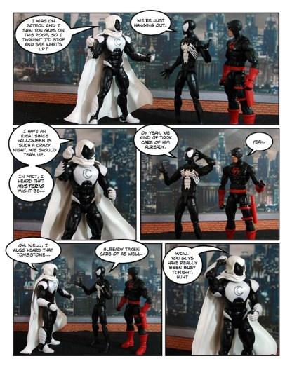 Daredevil Spider-Man - Fright Night 7 - page 29