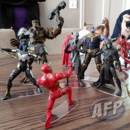 NYCC 2018 Hasbro Marvel Legends MCU Avengers Black Order (9 of 10)