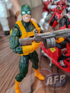 NYCC 2018 Hasbro Marvel Legends Ultimate Riders wave (2 of 8)