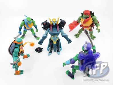 Playmates - Rise of the Teenage Mutant Ninja Turtles (34 of 36)