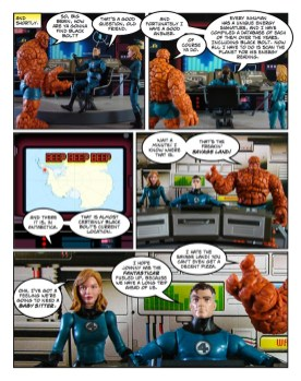 Fantastic Four - Thanksgiving Special - page 08