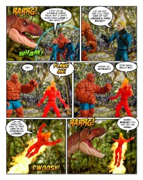 Fantastic Four - Thanksgiving Special - page 12