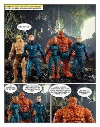 Fantastic Four - Thanksgiving Special - page 17