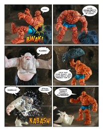 Fantastic Four - Thanksgiving Special - page 22