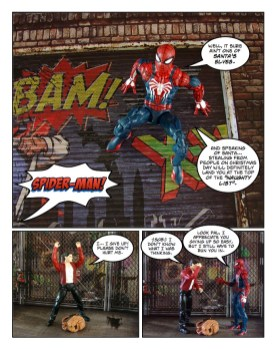 The Amazing Spider-Man - 2018 Holiday Special - page 07