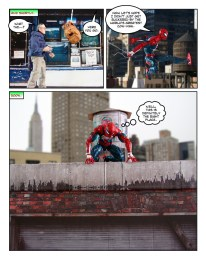 The Amazing Spider-Man - 2018 Holiday Special - page 10