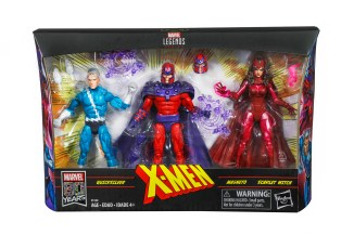 Marvel Legends Series 6-Inch X-Men Brotherhood 3-Pack Figures - in pck