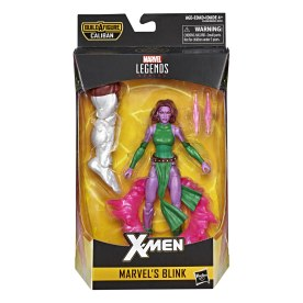 Marvel X-Men Legends Series 6-Inch Figure Assortment (Blink) - in pck