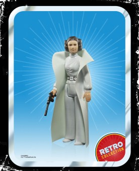 Star Wars Retro Princess Leia oop