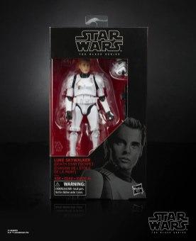 Star Wars The Black Series Luke Skywalker (Death Star Esacpe) in pck