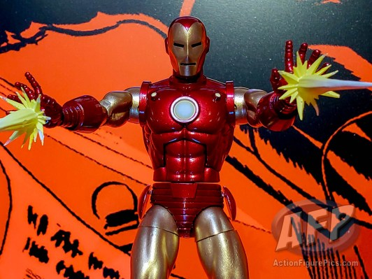Toy Fair 2019 - Hasbro Marvel 80th Anniversary Legends - comic book (18 of 21)