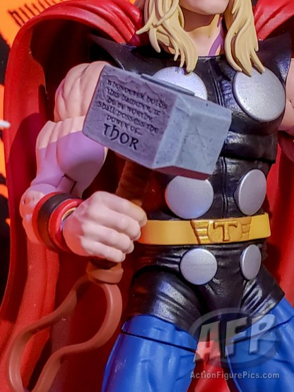 Toy Fair 2019 - Hasbro Marvel 80th Anniversary Legends - comic book (21 of 21)