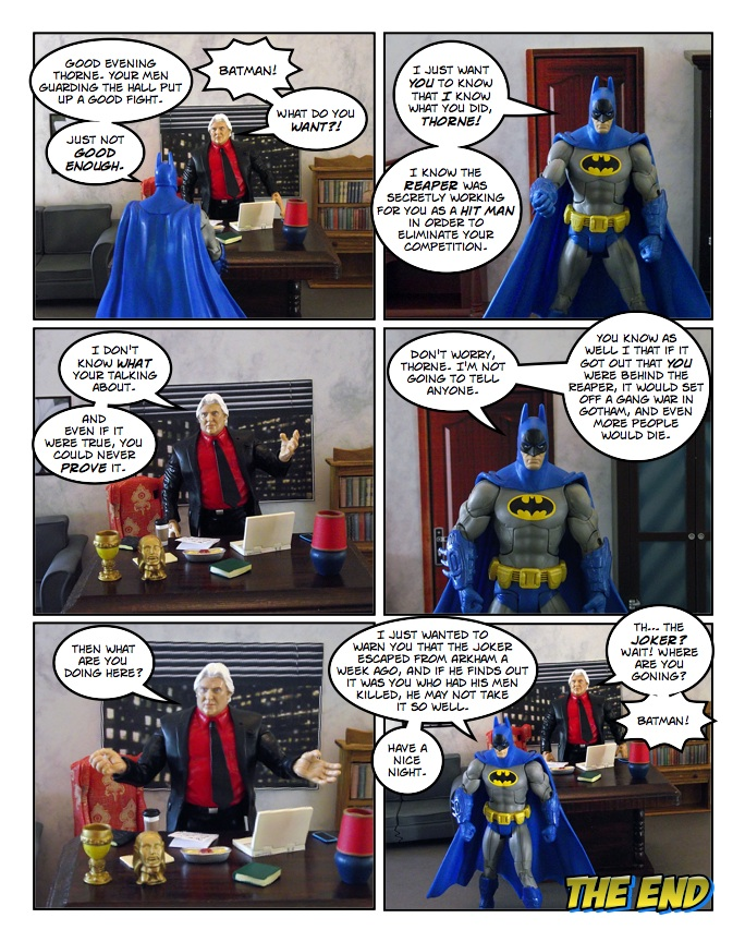 Batman - Night of the Reaper - page 30