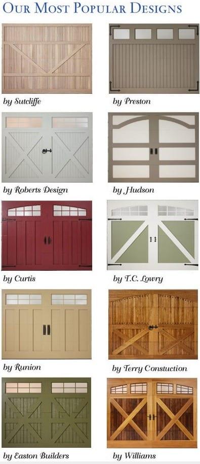 Carriage House Garage Doors Dallas TX   Action Garage Door on Garage Door Painting Ideas  id=83653