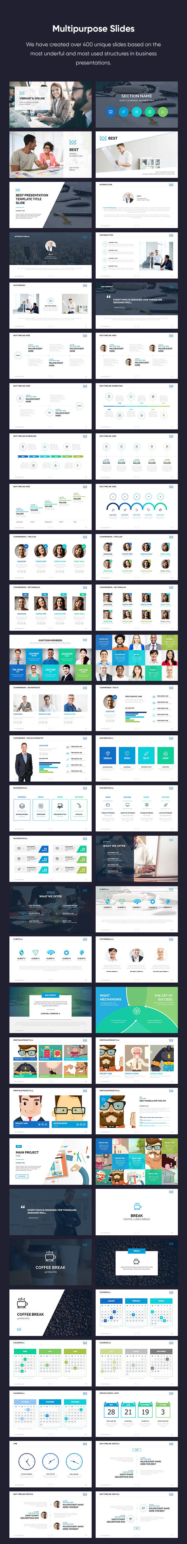Business PowerPoint Presentation Template - 5