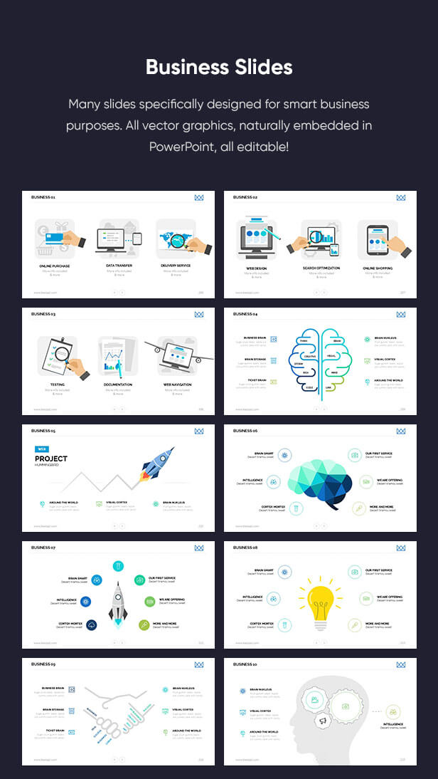 Business PowerPoint Presentation Template - 7