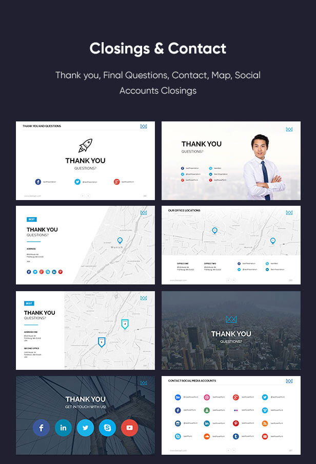 Business PowerPoint Presentation Template - 15