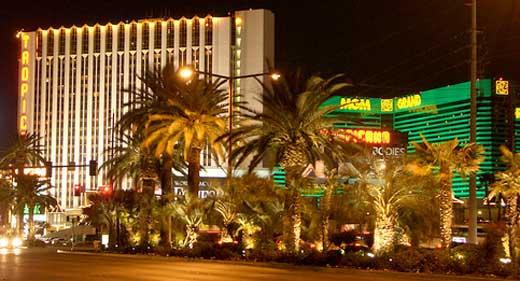 Tropicana Casino & Resort - Action Limos