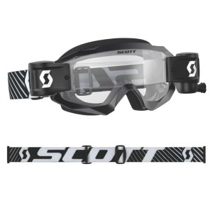 Scott Hustle X MX WFS Goggle