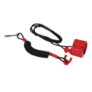 Pro Design Clip Type Handlebar Mount Tether Switch