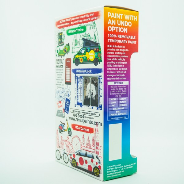 Action Paint Set - Box 3