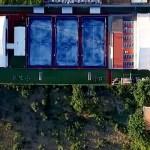 Κατασκευή αθλητικού κέντρου Seven Sports Club στην Ανθούσα