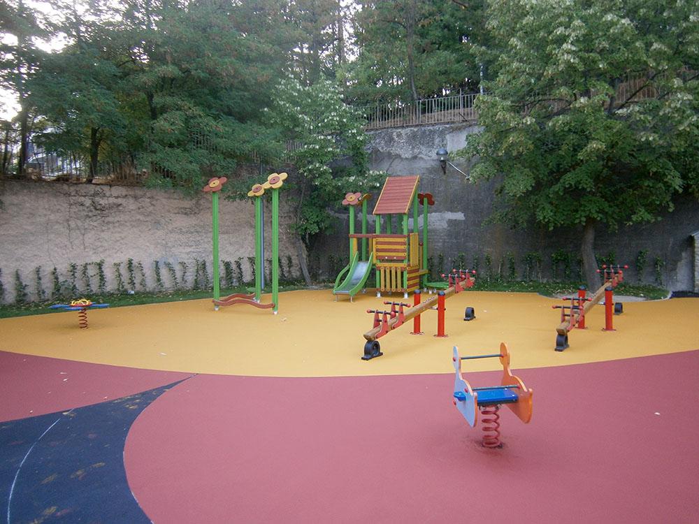 Upgrade existing kindergarten building facilities in the Municipality of Grevena