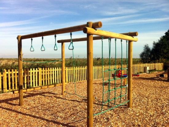 Carleton 8 climbing frame