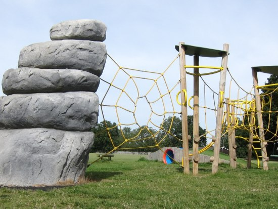 Xplorer Climbing Frame for playgrounds
