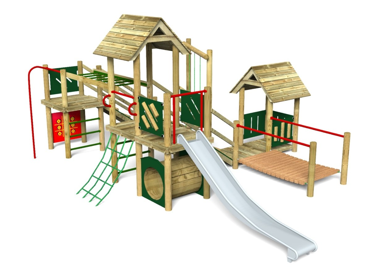 Beauchamp 8 Play Tower
