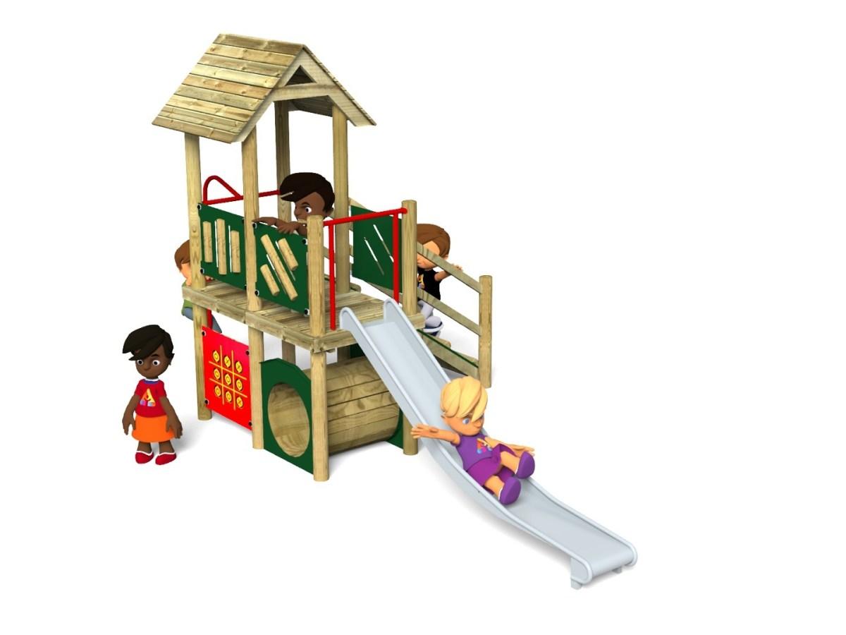 Beauchamp 9 Play Tower