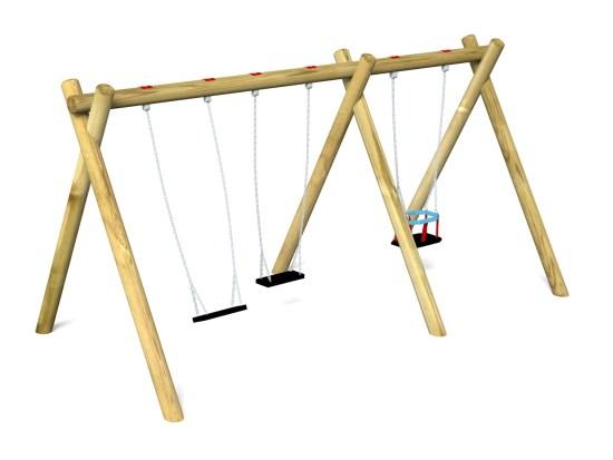 Flat Cradle Swing