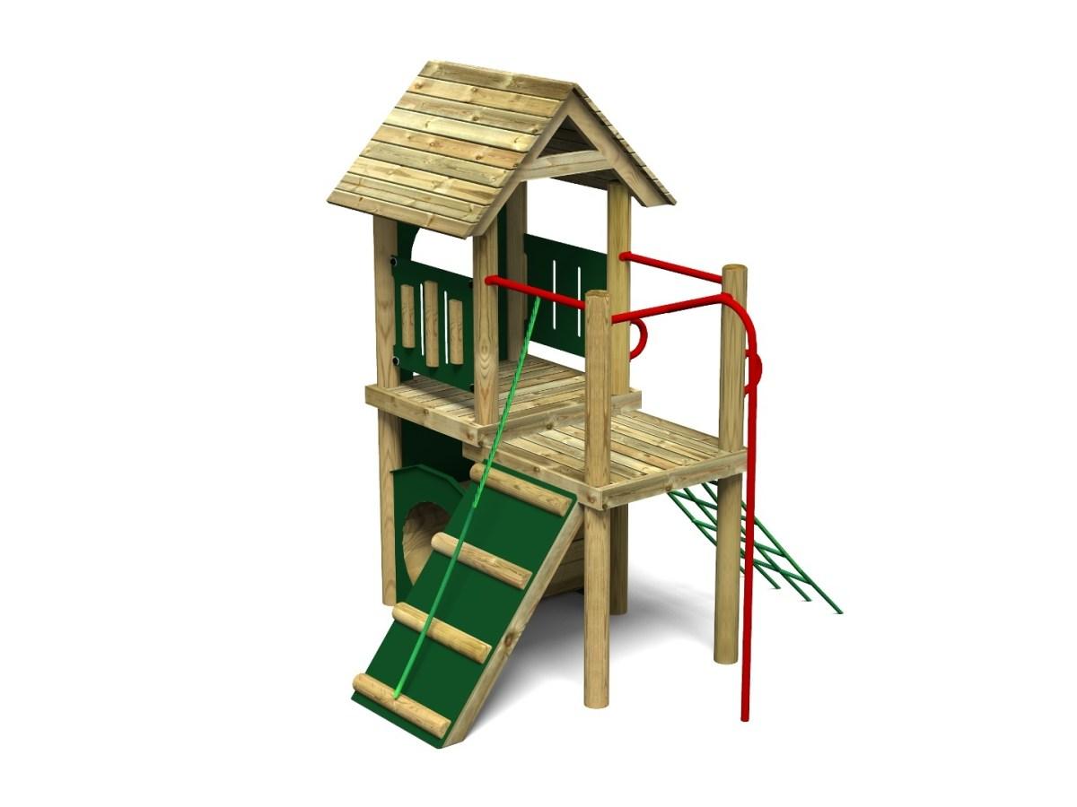 Litcham 12 Play Tower