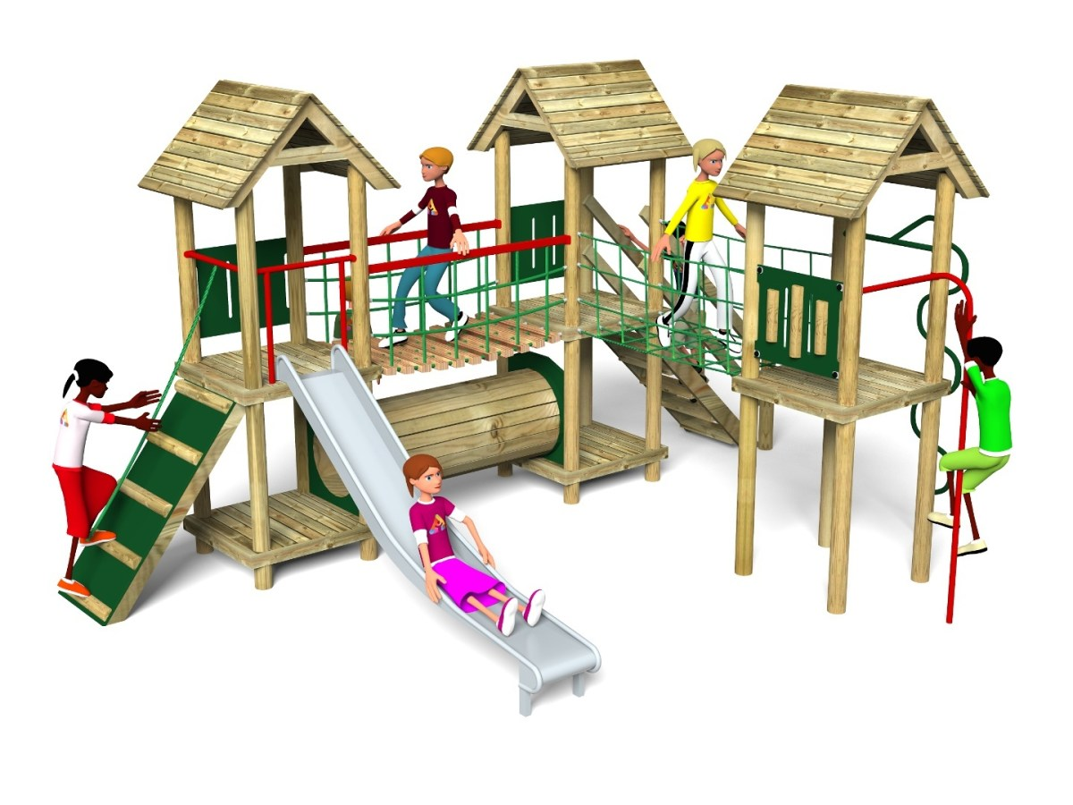 Litcham 4 Play Tower