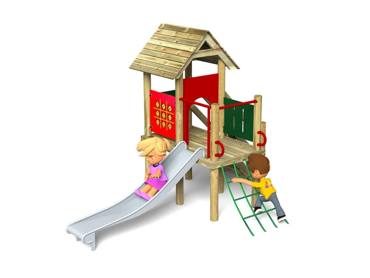 Waxham 1 Play Tower