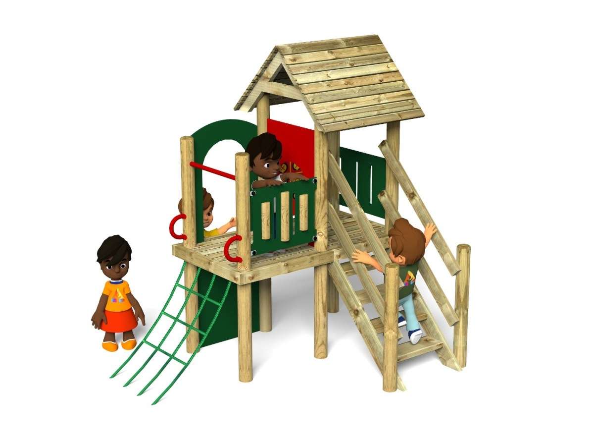 Waxham 8 Play Tower