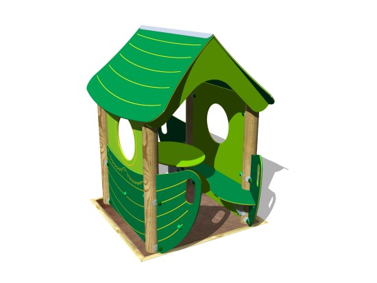 Boat Play House